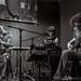 Oakland - Awaken Cafe - Daniel Berkman, Steve Lawson & Artemis