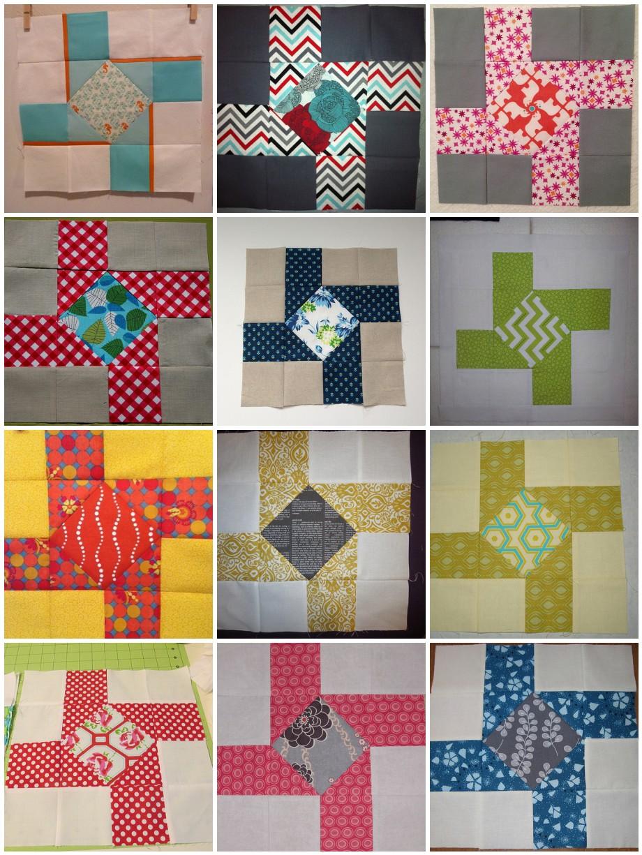 Sisters' Ten February Mosaic