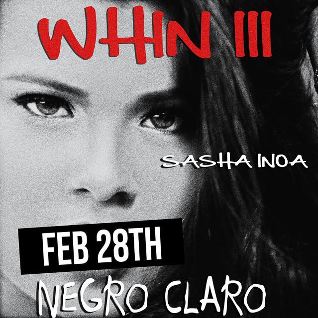 Sasha inoa