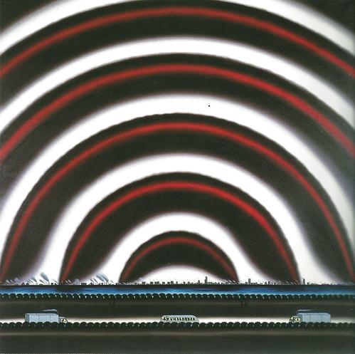 Roger Brown, Lake Effect, 1980