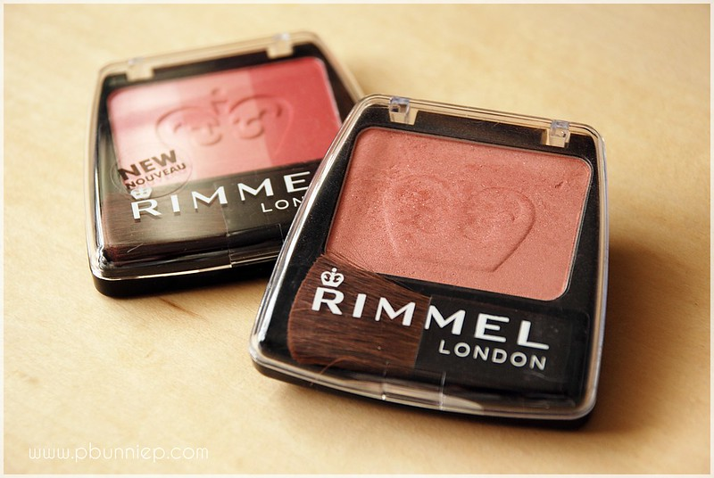 Rimmel Lasting Finish blush _01