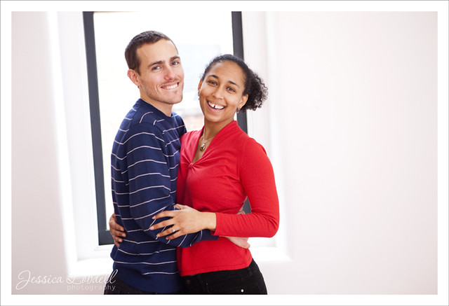 Sam and Laxmi's Studio Portrait Session