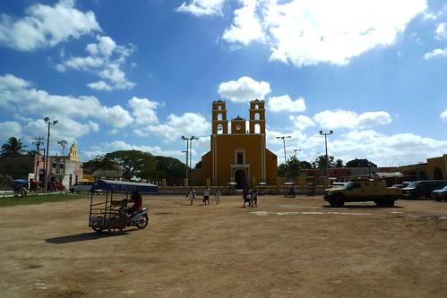 Acanceh, Yucatan, Mexico