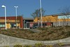 """Antioch Community Center on Lone Tree Way. Notice the dunes that are part of the landscape."""""""