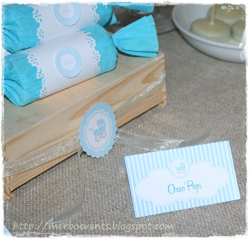 Baby Shower Lucas papeleria by Merbo Events