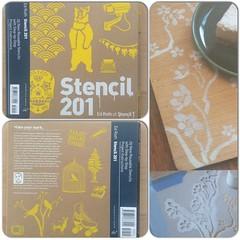 Stencil 201 book