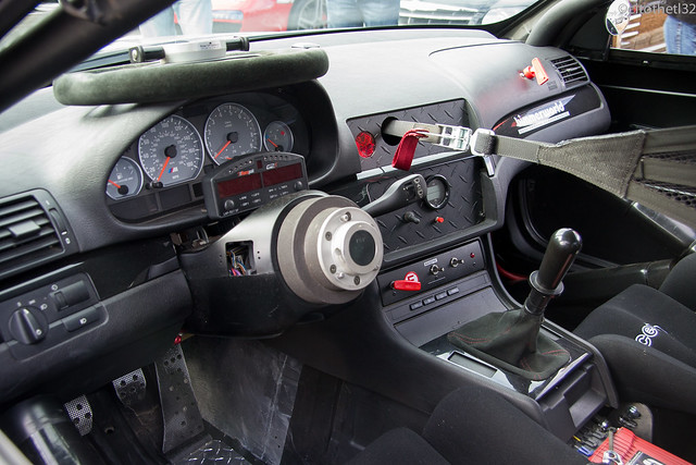 bmw e46 m3 gutted interior race prep flickr photo sharing. Black Bedroom Furniture Sets. Home Design Ideas