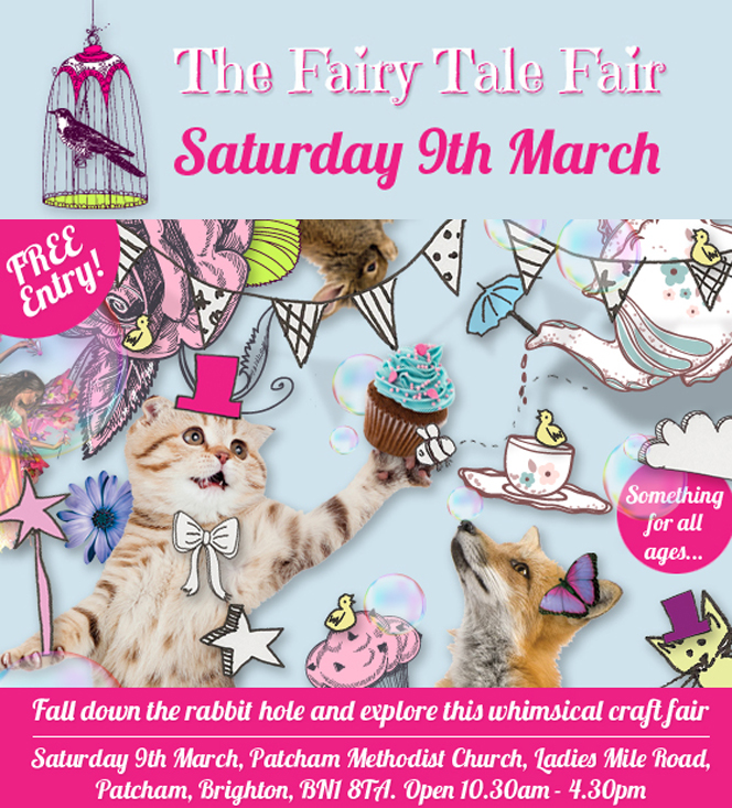 Fairy Tale Fair Patcham Brighton_3