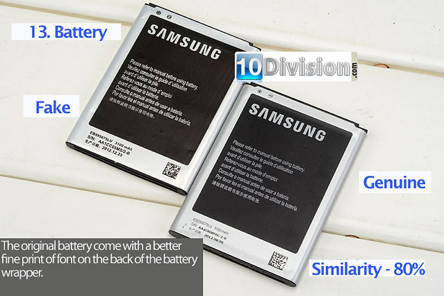 13 Samsung Galaxy Note 2 (GT-N7100) - Clone vs Original Ultimate Comparison
