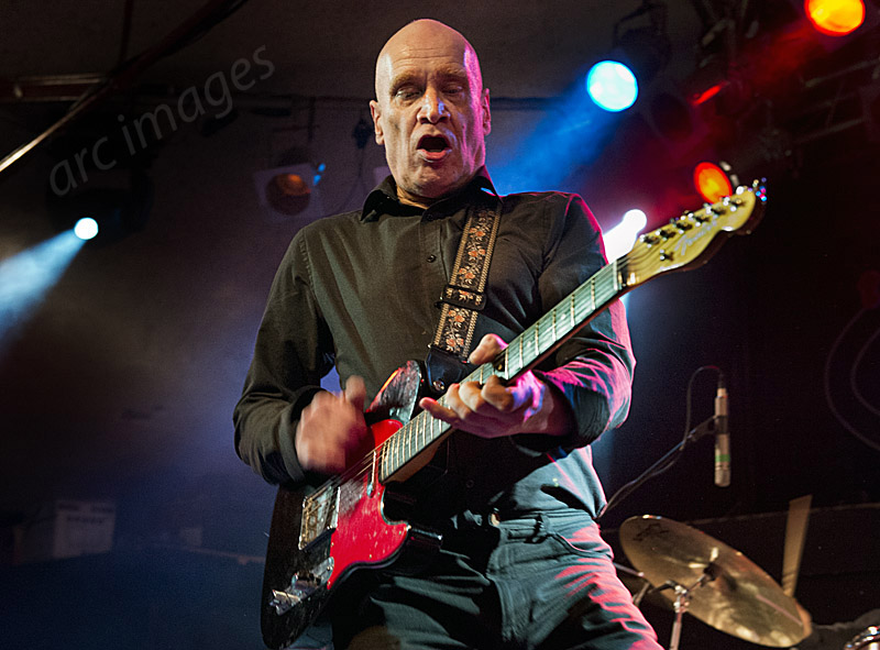 Wilko Johnson @ Robin2, Bilston 7-3-13.