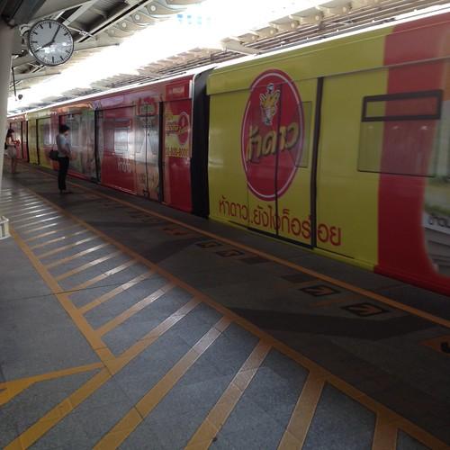 BTSの列車 by haruhiko_iyota