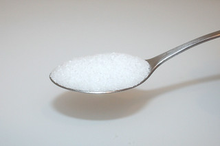 09 - Zutat Zucker / Ingredient sugar
