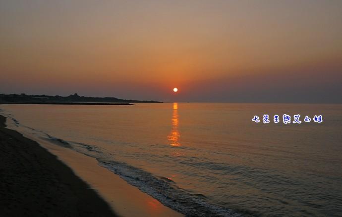 30 淺水彎夕陽