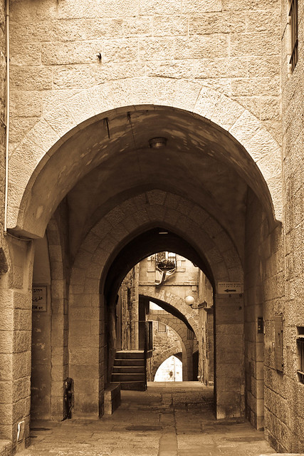 Jewish Quarter, Old City, Jerusalem  Explore Avital Pinnick…  Flickr - Phot...