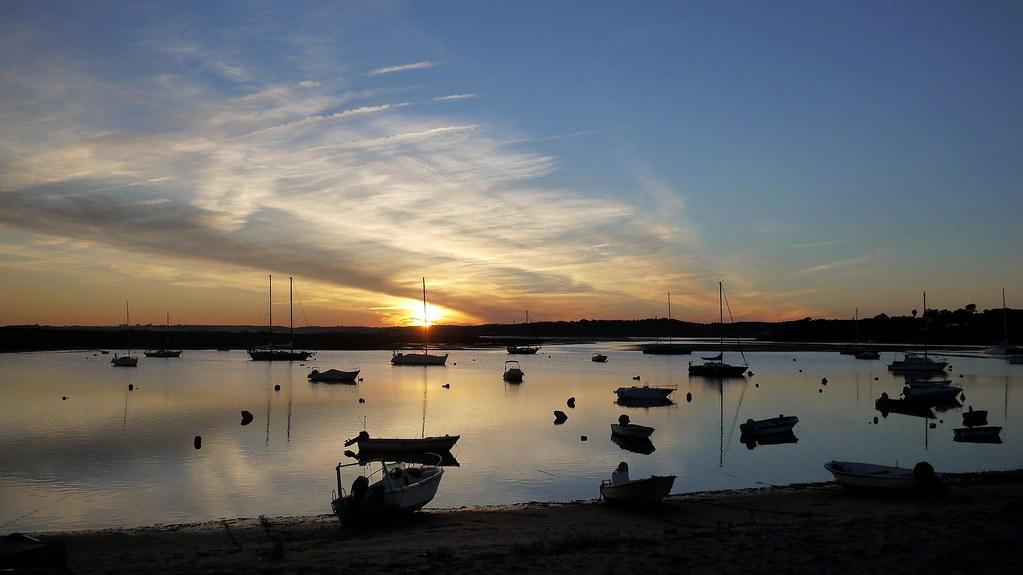 Alvor Sunset