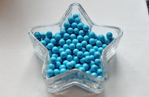 Star-Shaped Bowl of Candy