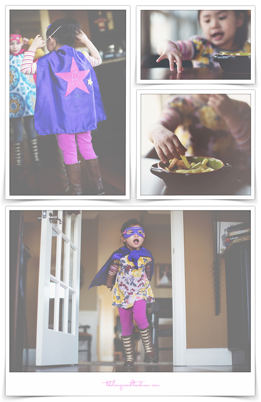 Super Hero Healing Powers Collage BLOG