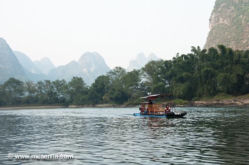 En barca fins a Yangdi