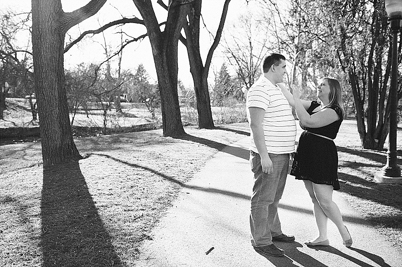 jess + jordan frederick, md engagement photography