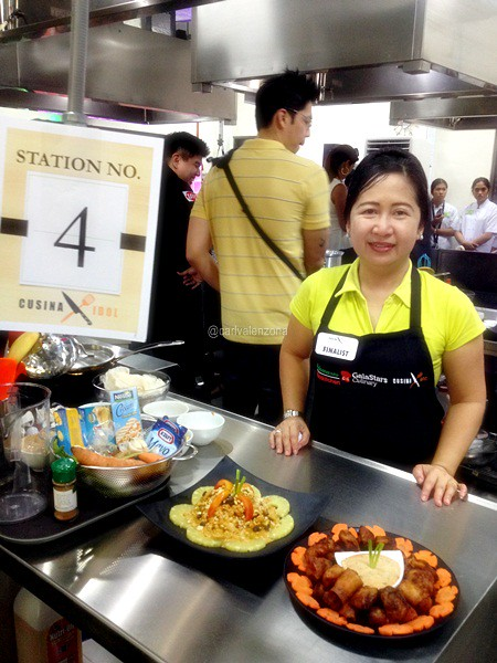 Cusina Idol at Galastars Culinary SchoolIMG_9725