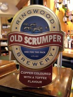 Ringwood, Old Scrumper, England