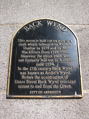 Photo of Black plaque number 3454