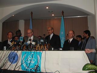 Hans Blix & Mohamed ElBaradei (03010076)