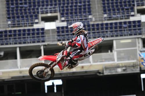 Justin Barcia - San Diego SX