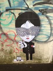 Street art, Lausanne