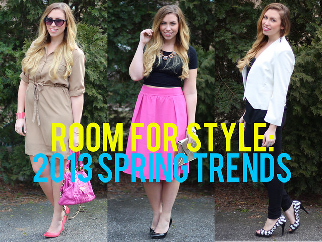 Room for Style: Spring 2013 Fashion Trends