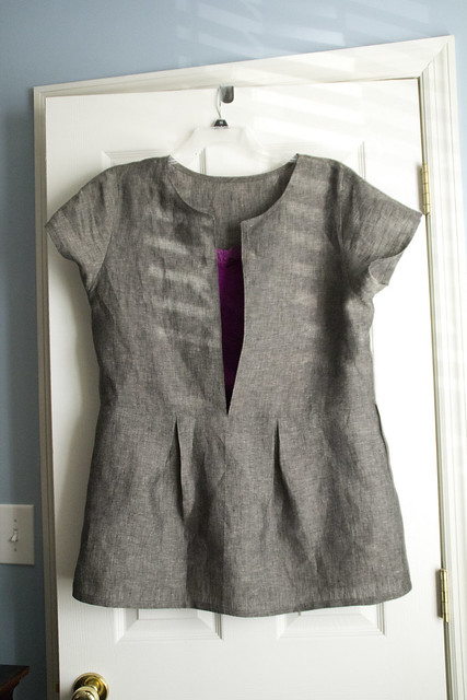 Schoolhouse Tunic