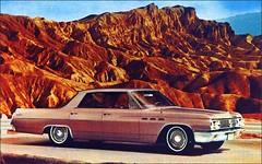 63 Buick Le Sabre 4 Door Hardtop