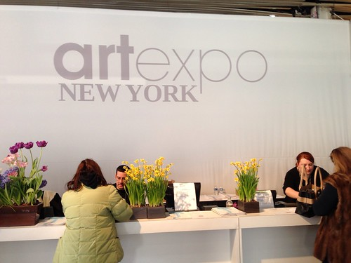 @ ArtExpo New York 2013