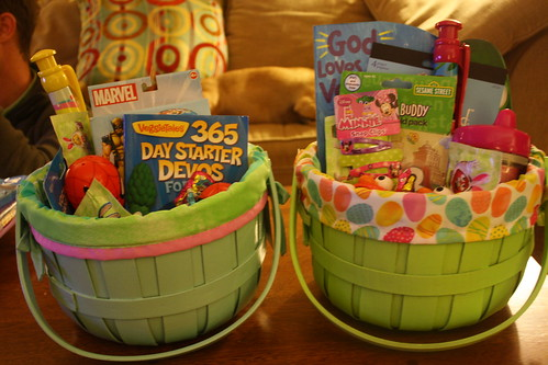 Easter baskets 2013 img5494 lets start with gracies basket negle Gallery