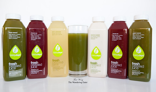 Lizzy Jay's Juice Cleanse
