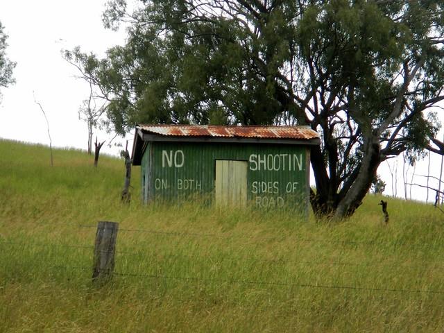 """""""No Shootin"""""""