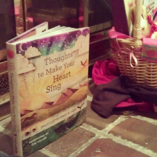 @sallylloydjones  and @jagosilver  have made it into our Easter baskets the last two years. #thoughtstomakeyourheartsing