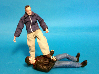Stan Lee vs. Todd McFarlane