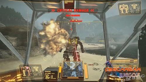 MechWarriors Online 4