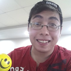 Smile kahit maraming reasons to frown :)