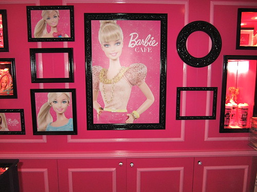 Barbie Cafe, Taipei_4