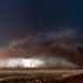 Dusty Supercell Pano by JM Bell Photography