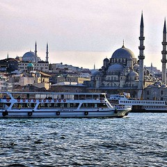 #istanbul #eminonu #yacht #mosque #tvoygid