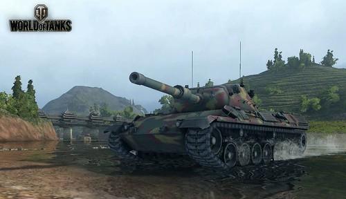 Танк Leopard I