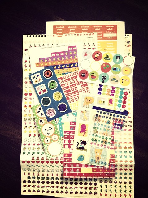 #fflovephotoaday - Day 4: Stickers
