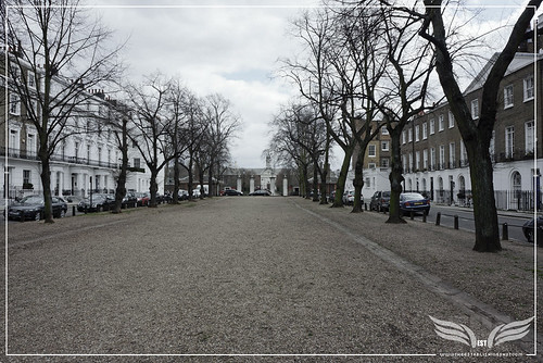 The Establishing Shot: THE SERVANT FILM LOCATION -  ROYAL AVENUE ESTABLISHING SHOT by Craig Grobler