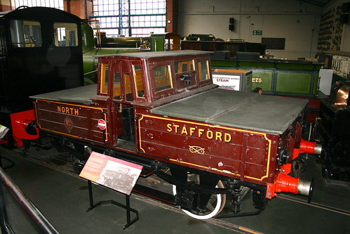 NSR Battery Locomotive