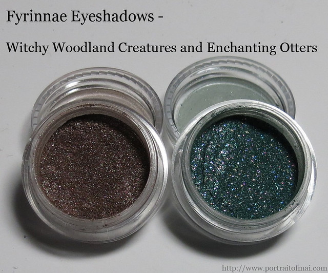 Fyrinnae Enchanting Otters and Witchy Woodland Creatures