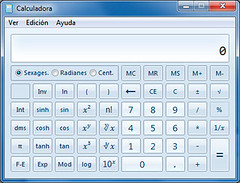 Calculadora de Windows: Calculadora Virtual de Microsoft