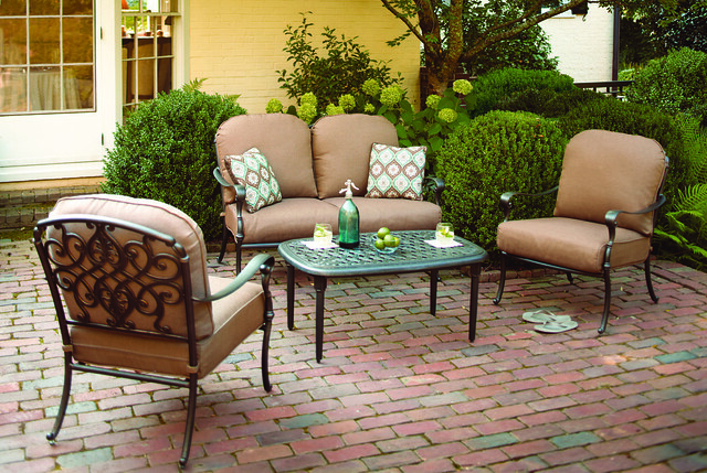 Outdoor Patio - Beyond the Grill